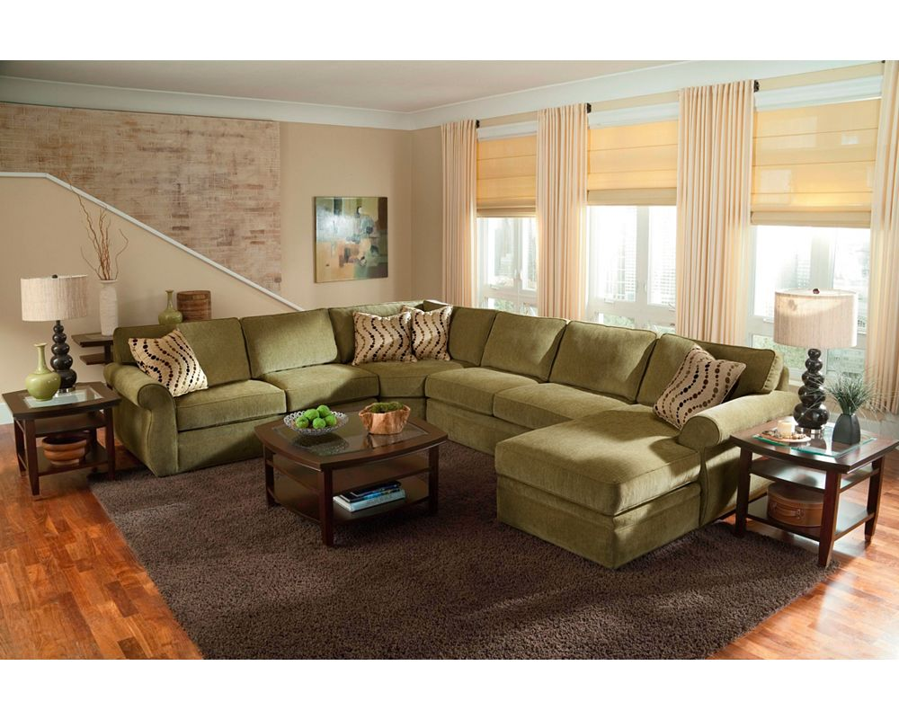 Living Room Sectionals On Veronica Sectional Broyhill Broyhill Furniture