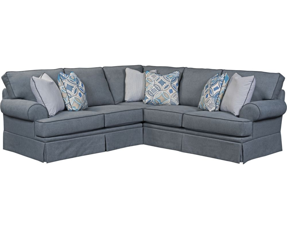 Emily Sectional Broyhill Broyhill Furniture - Broyhill emily sofa