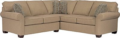 Ethan Sectional Broyhill ~ Sectional Sofa Charleston Sc