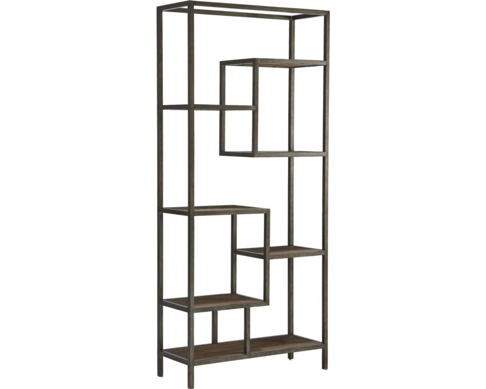 Rutledge Street Step Shelf Etagere