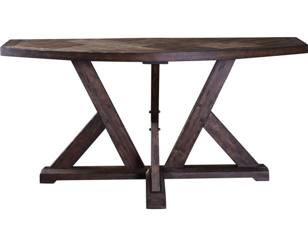 Myrtle Avenue Piece Works Console Table