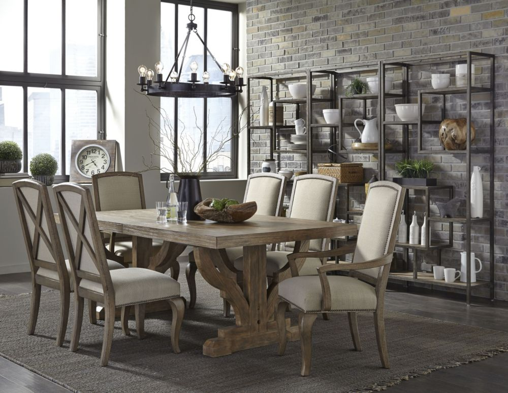 4th street architectural salvage table broyhill furniture