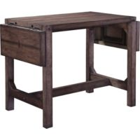 Clifton Place Drop-Leaf Wine Table