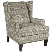 Lauren Chair (Brass Nailhead)