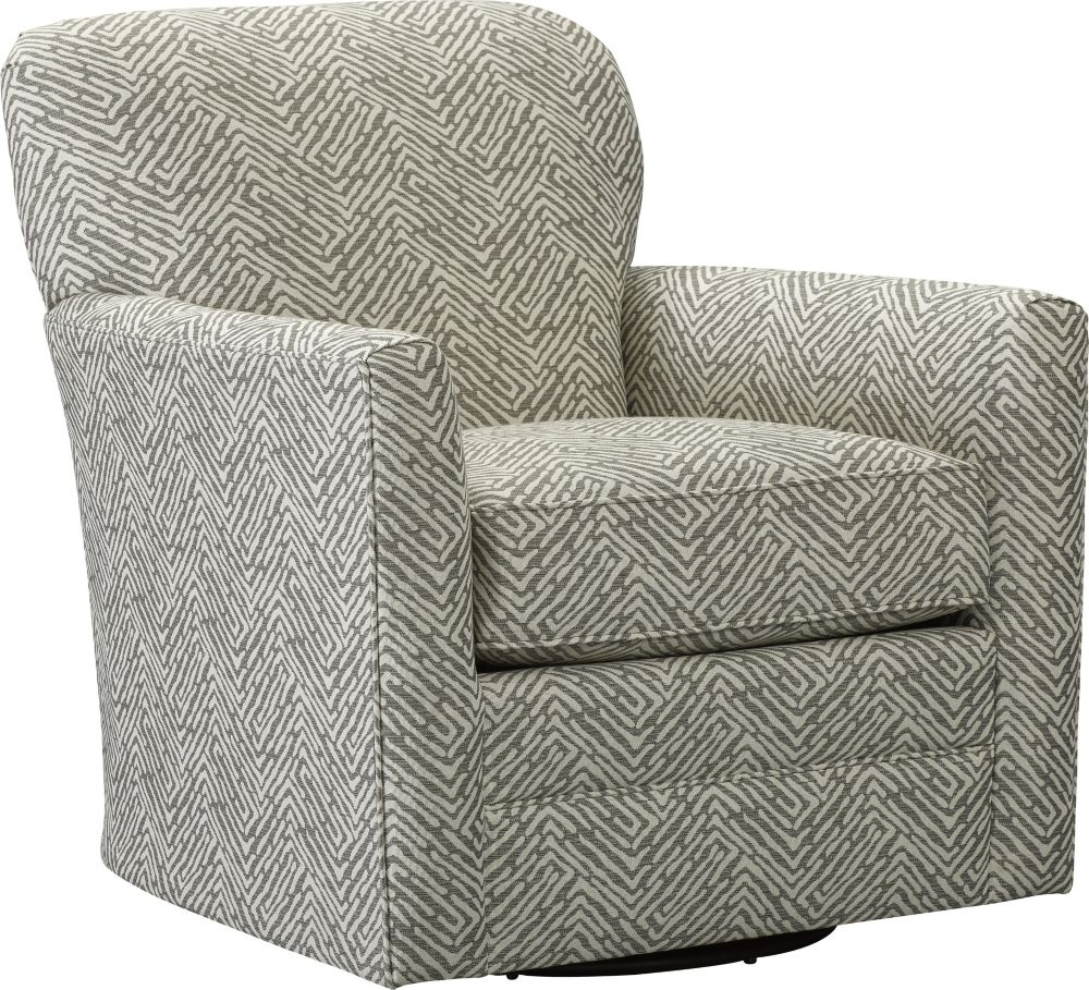 Becks Swivel Chair Broyhill