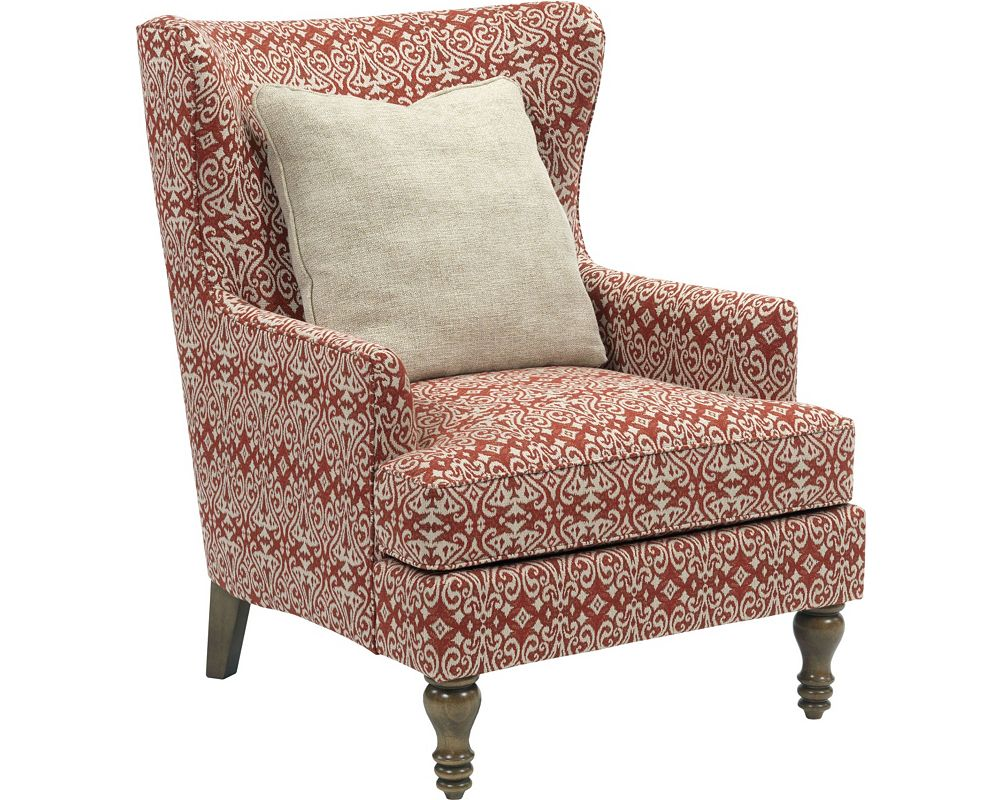 Broyhill Accent Chairs Rickevans Homes - Decorative chairs for living room