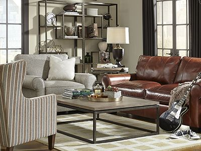 Coffee and Cocktail Tables - Living Room Furniture Sets & Decorating Broyhill Furniture