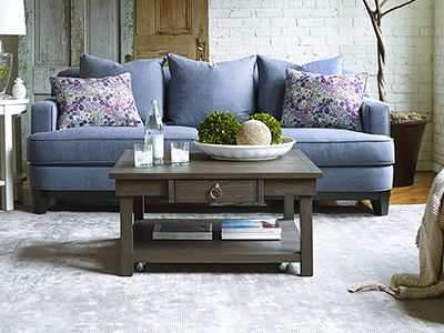 Coffee and Cocktail Tables & Living Room Furniture Sets \u0026 Decorating   Broyhill Furniture
