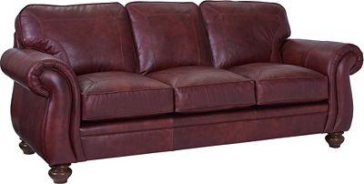 Cassandra Sofa Sleeper Queen Broyhill ~ Leather Sleeper Sofa Queen