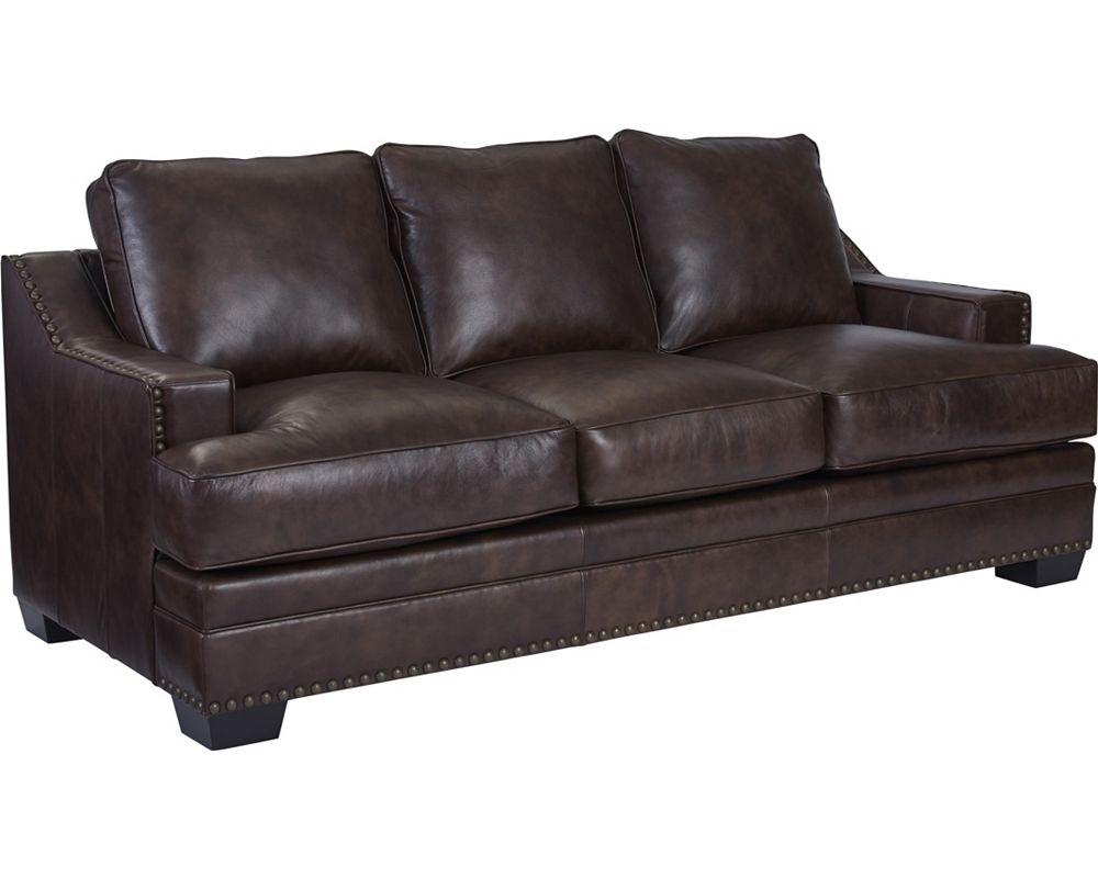 Broyhill Leather Sofas Heath Leather Sofa Set Thesofa