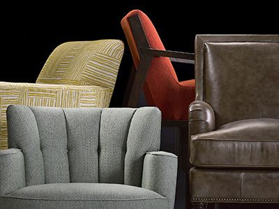 Personalities™ Accent Chairs