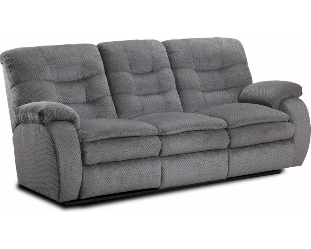Fresno Double Reclining Sofa