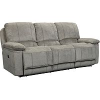 Samson Double Reclining Sofa (Power)