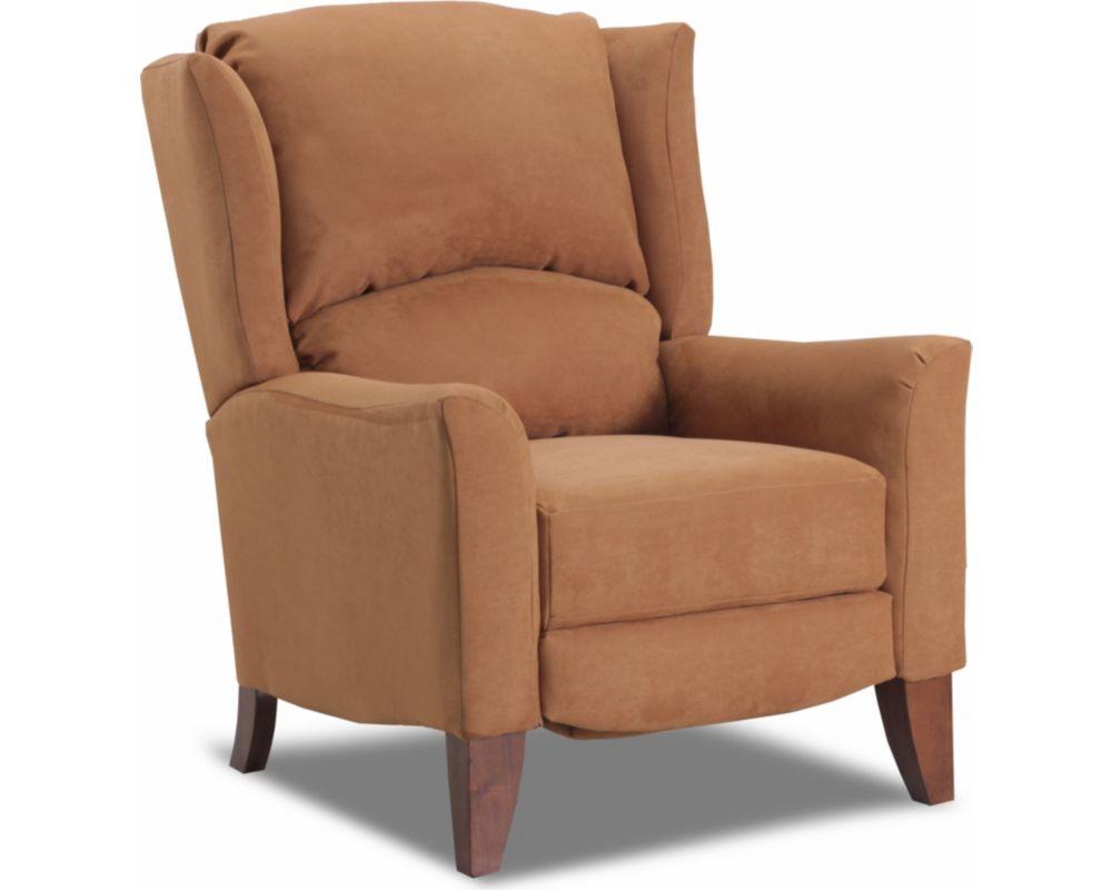 Club chair recliner - Jamie High Leg Recliner