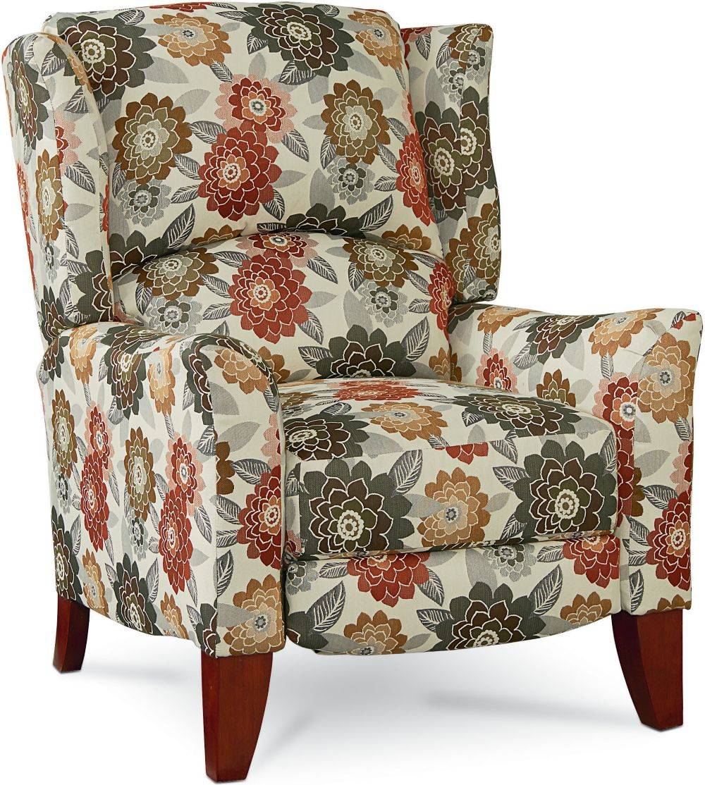 Jamie High-Leg Recliner | Recliners | Lane Furniture ...