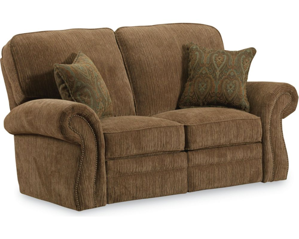 Billings double reclining loveseat Loveseats that recline
