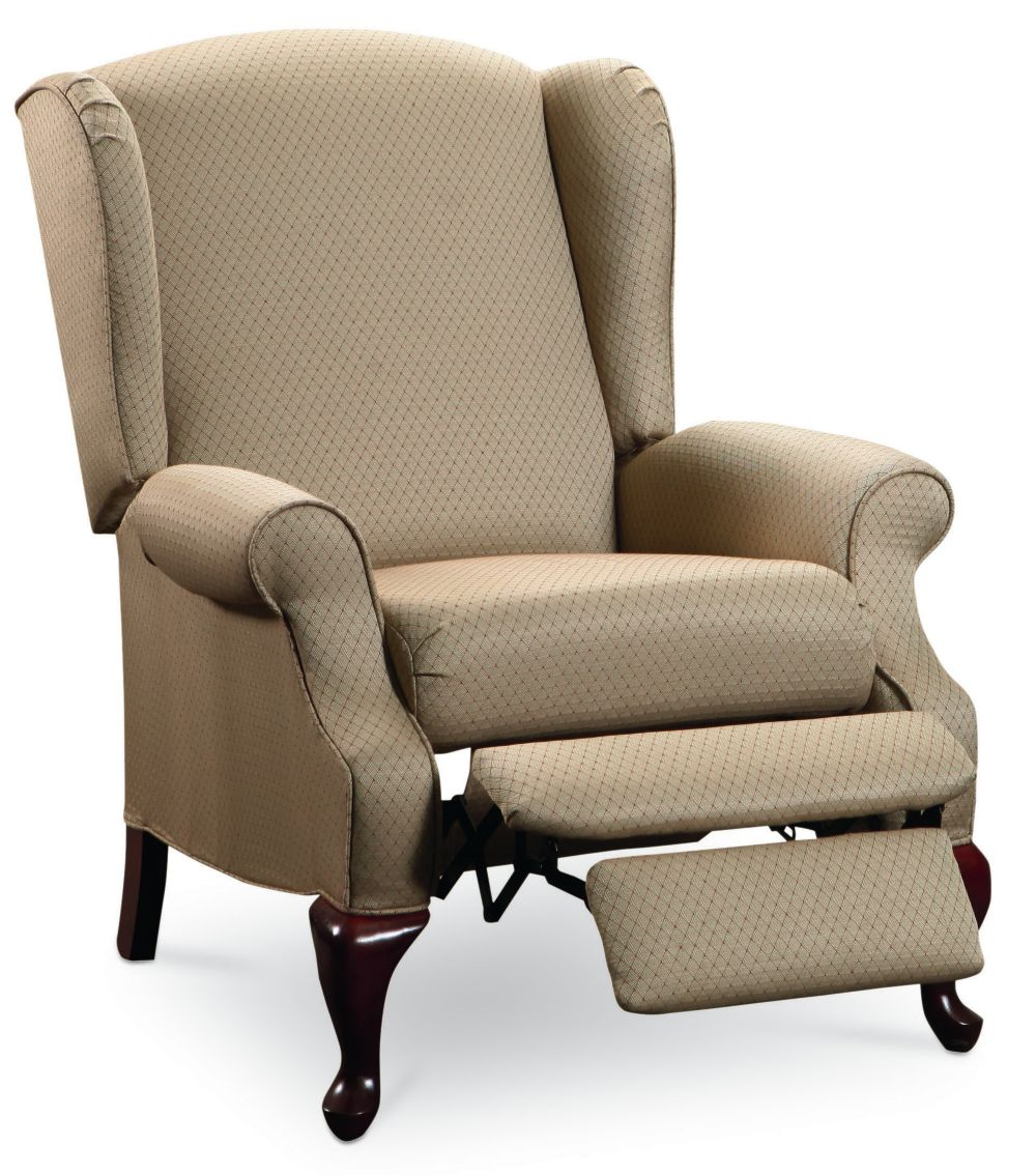 Heathgate High Leg Recliner Lane Furniture
