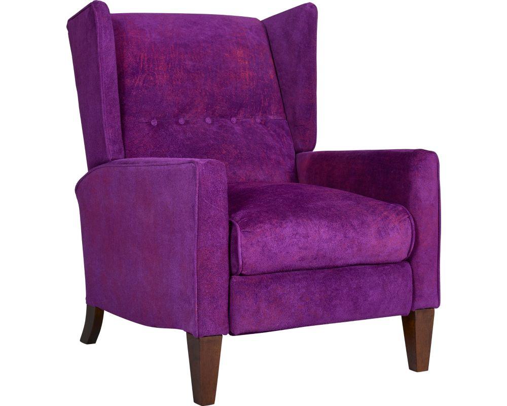 High leg reclining chairs - Senja High Leg Recliner