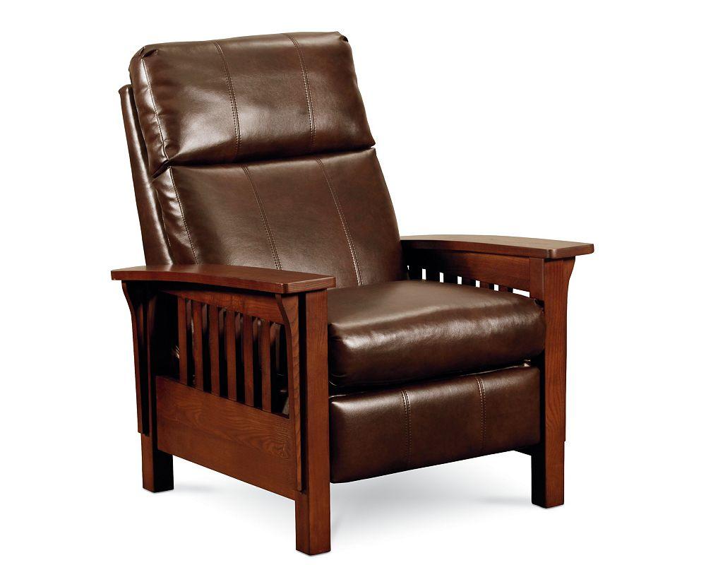 Mission High Leg Recliner Recliners Lane Furniture Lane Furniture