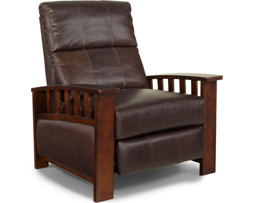 High leg reclining chairs - Estes Park High Leg Recliner