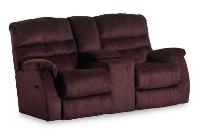 Garrett Double Reclining Console Loveseat  sc 1 st  Lane Furniture & Loveseats | Loveseat Sleeper \u0026 Recliner | Lane Furniture | Lane ... islam-shia.org