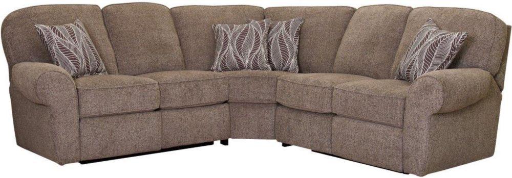 Megan Sectional Sectionals Lane Furniture