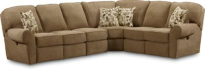 Megan Reclining Sectional  sc 1 st  Lane Furniture : reclining sectional furniture - Sectionals, Sofas & Couches