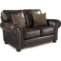 Benson Stationary Loveseat
