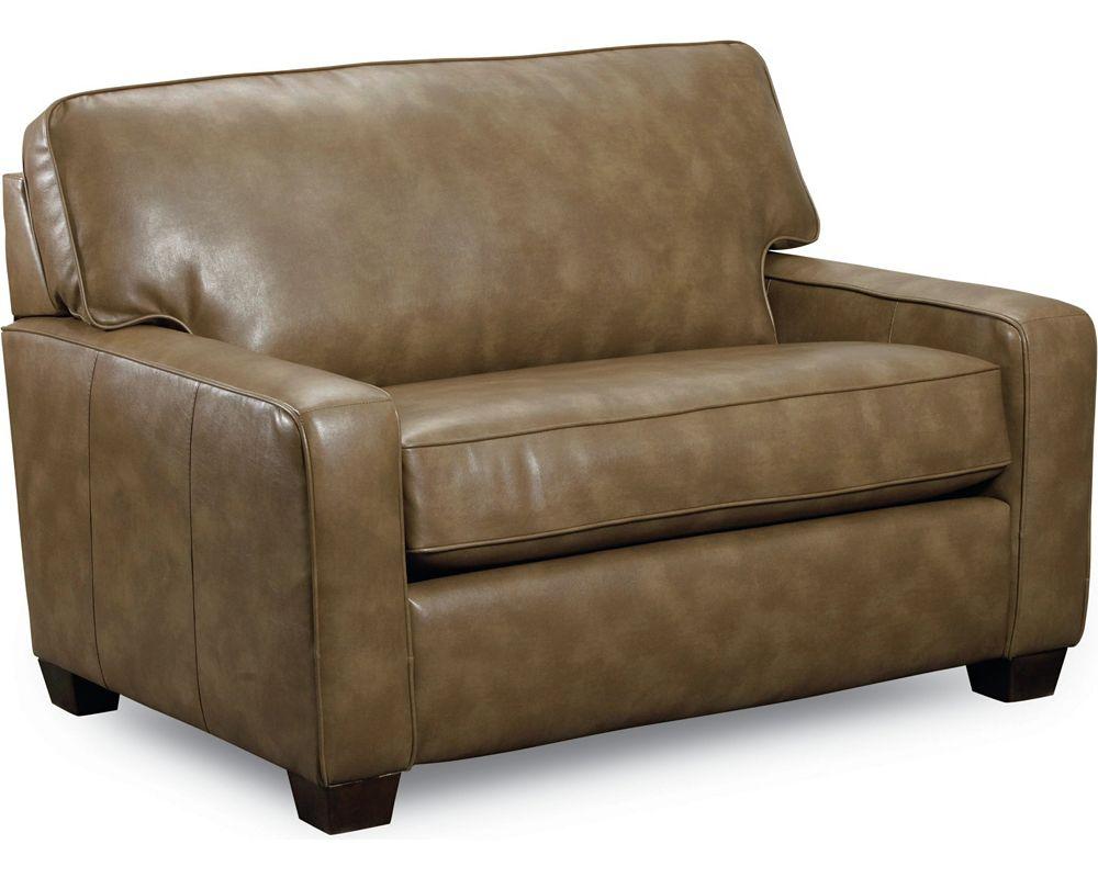 ethan sleeper sofa full  lane furniture  lane furniture - ethan snuggler® sleeper twin