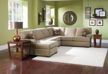 Lane furniture quality american made home furniture store for Affordable furniture 3 piece sectional in jesse cocoa