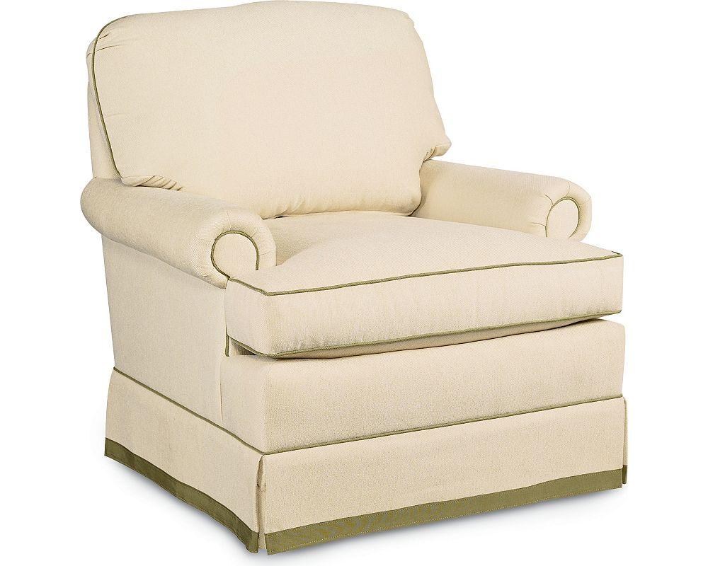 Thomasville Swivel Chair Delia Swivel Chair Living Room Furniture ...