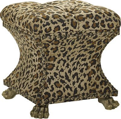 Bijou Ottoman (Fabric)