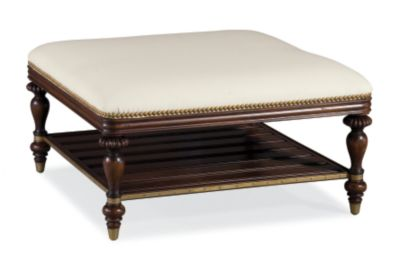 Thomasville Coffee Table Ottoman Coffee Addicts