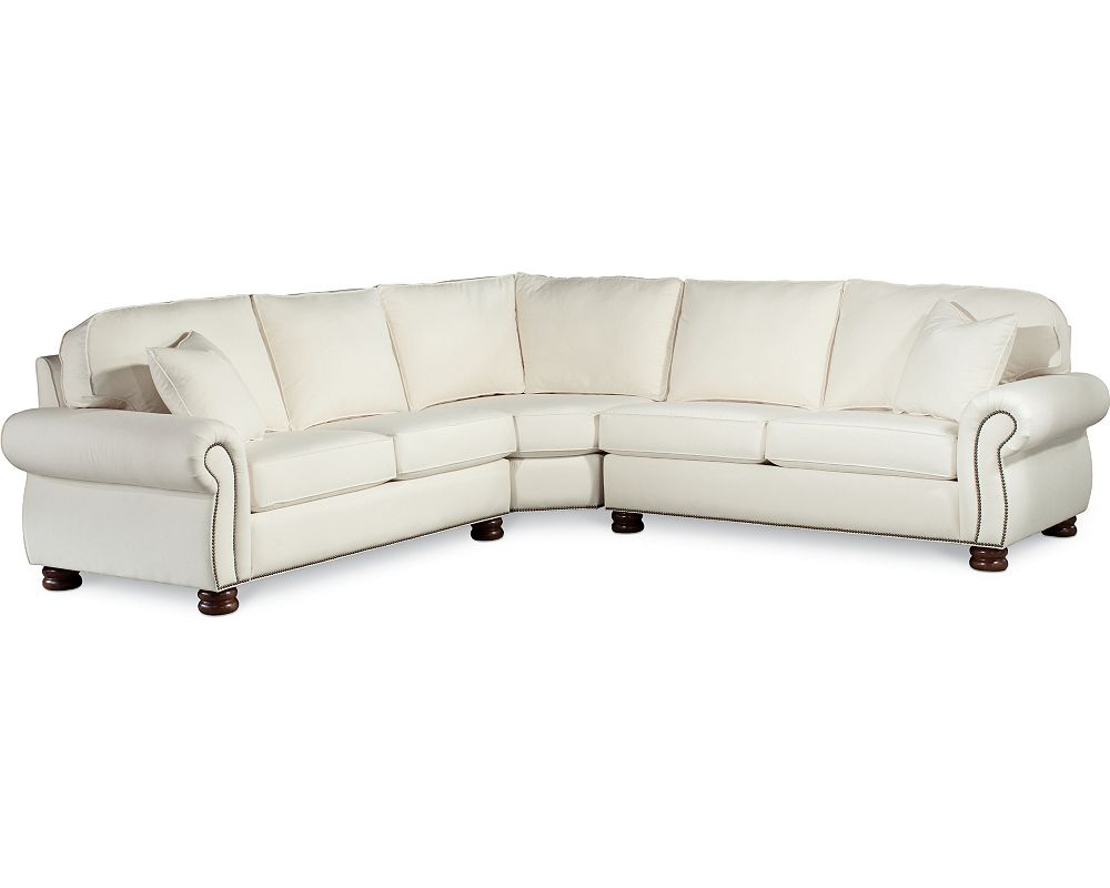 Benjamin Sectional Sofa | Living Room Furniture | Thomasville Furniture