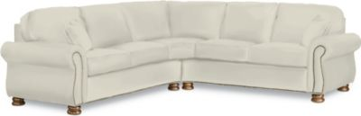 Benjamin Sectional (Two Piece) (Fabric)