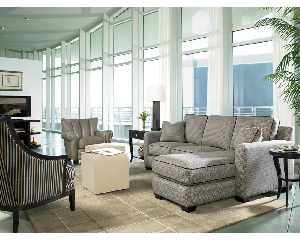Thomasville Living Room Furniture Metro Sectional Living Room Furniture Thomasville Furniture