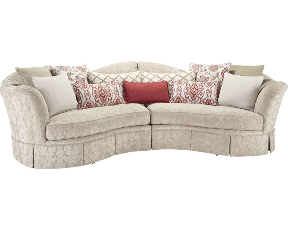 item sprintz nashville furniture lsg greater mercer and sofa sofas sectional series tennessee thomasville with panel arms franklin collections