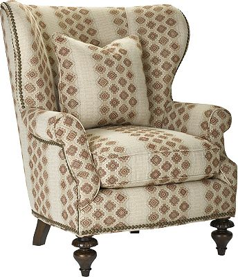 Ernest Hemingway® Dinesen Chair (Fabric)