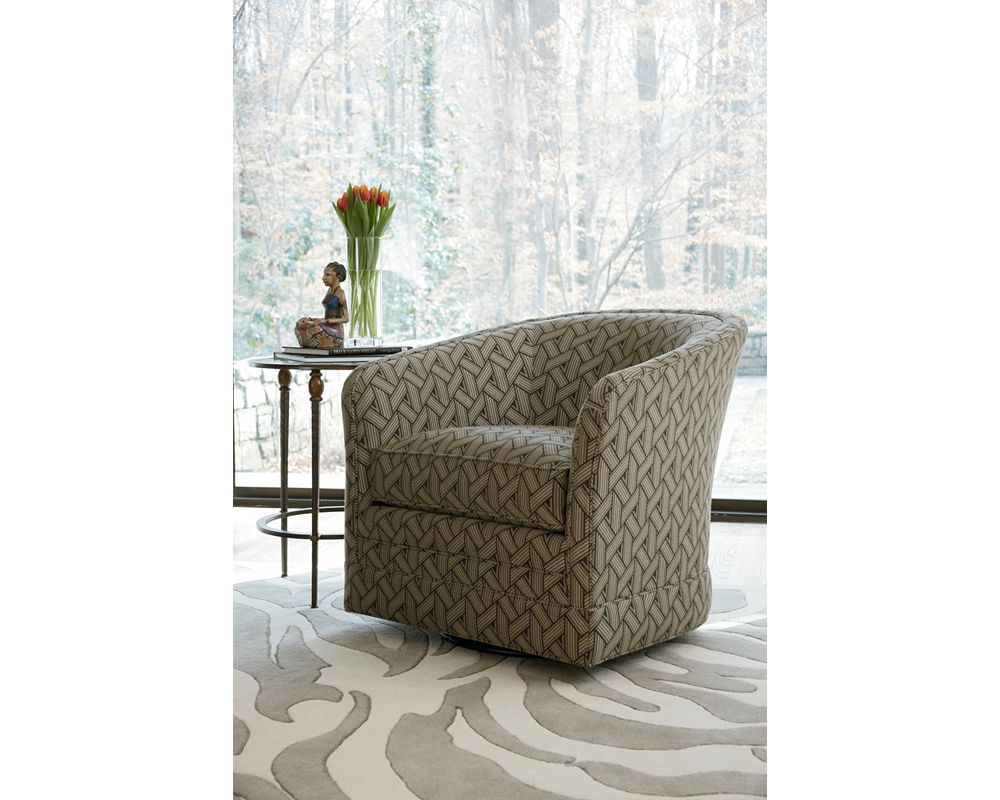 Sutton Swivel Glider Chair | Living Room Furniture | Thomasville ...