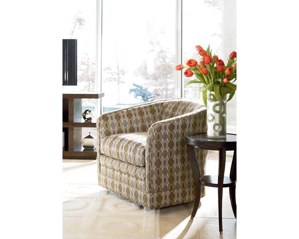 Sutton Swivel Glider Chair. Zoom In - Sutton Swivel Glider Chair Living Room Furniture Thomasville