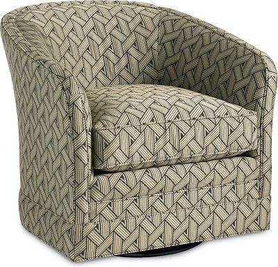 Sutton Swivel Glider Chair