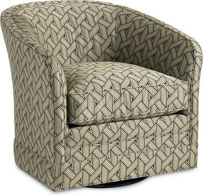 Sutton Swivel Glider Chair