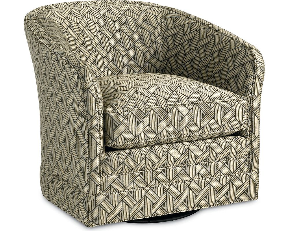 Sutton Swivel Glider Chair Living Room Furniture Thomasville Furniture