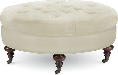 Regatta Round Ottoman | Thomasville Furniture