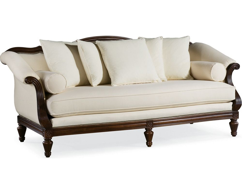 sorrento sofa thomasville furniture. Black Bedroom Furniture Sets. Home Design Ideas