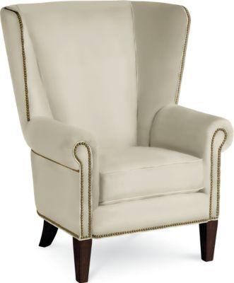 Maynard Wing Chair Living Room Furniture Thomasville Furniture