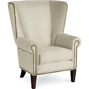 Maynard Wing Chair (Fabric)