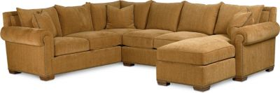 sc 1 st  Thomasville Furniture : thomasville leather sectional - Sectionals, Sofas & Couches