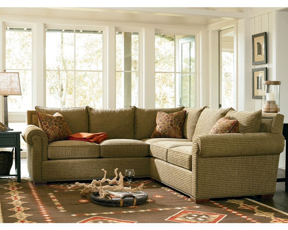 fremont sectional living room furniture thomasville furniture
