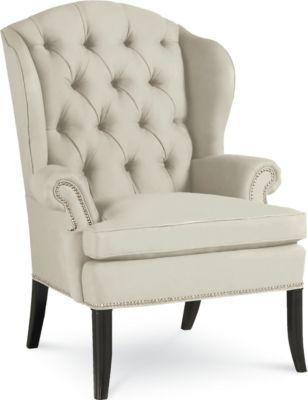corbett wing chair